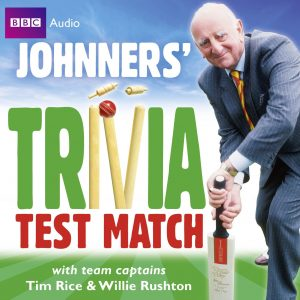 Johnners' trivia test match